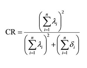 روایی همگرا، روایی واگرا و پایایی سازه(Construct Reliability)